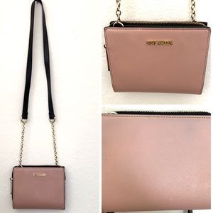 Steve Madden blush crossbody